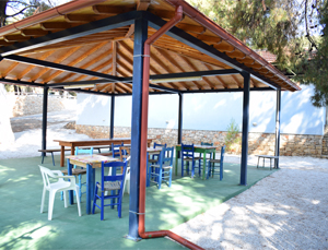 camping rocks alonissos